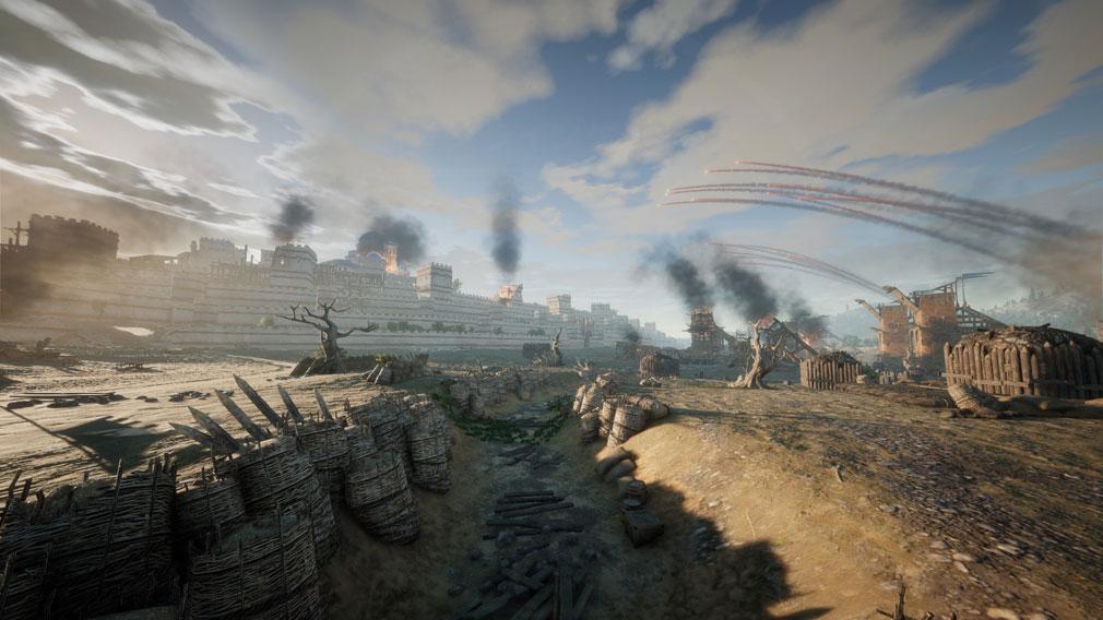 コンカラーズ・ブレード(Conqueror's Blade) 広大で荒廃した中世の土地を征服するスクリーンショット
