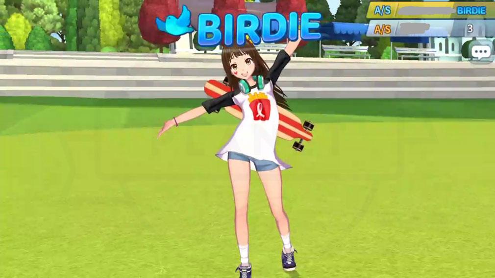 バーディークラッシュ(バディクラ) 『BIRDIE(バーディ)』スクリーンショット