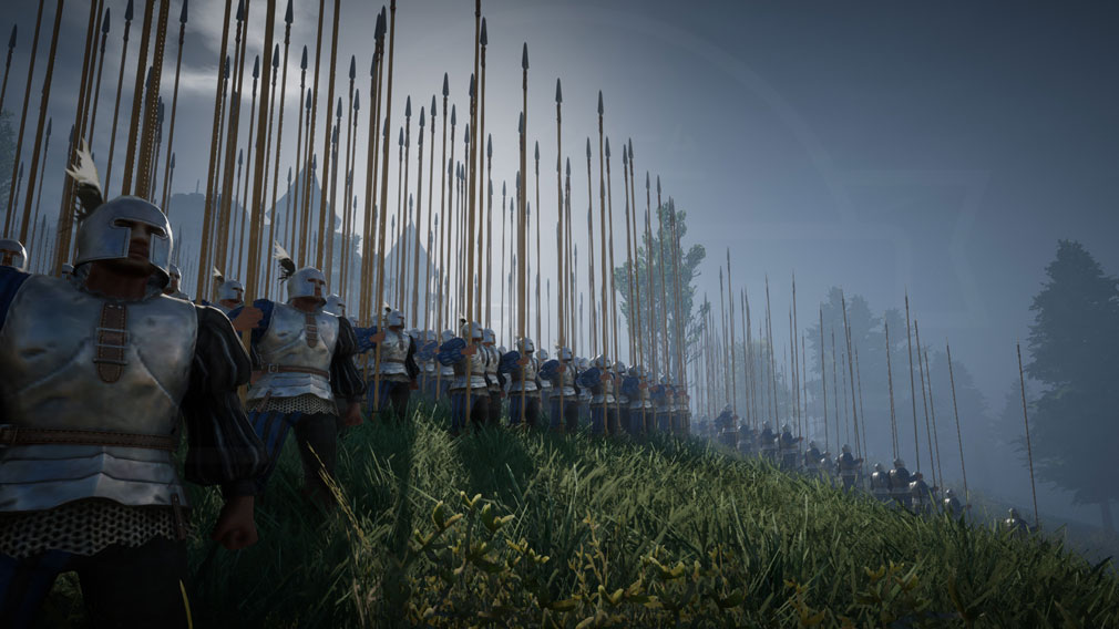 コンカラーズ・ブレード(Conqueror's Blade) 自分の軍隊スクリーンショット