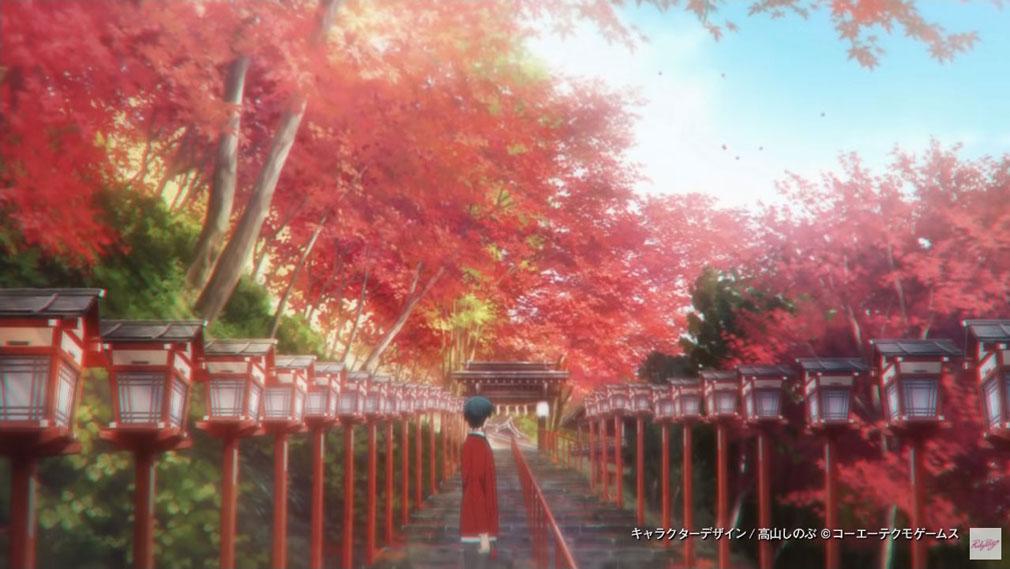 金色のコルダ スターライトオーケストラ(スタオケ) 日本ならではの美しい世界観紹介イメージ