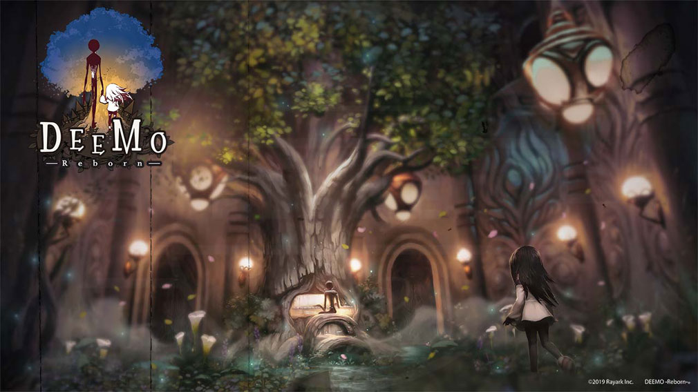 DEEMO Reborn キービジュアル