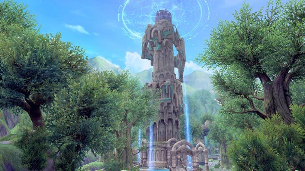 幻想神域 『天空の塔』マスタークラス56~60層スクリーンショット