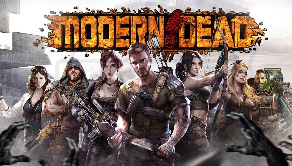Modern Dead(モダンデッド) キービジュアル