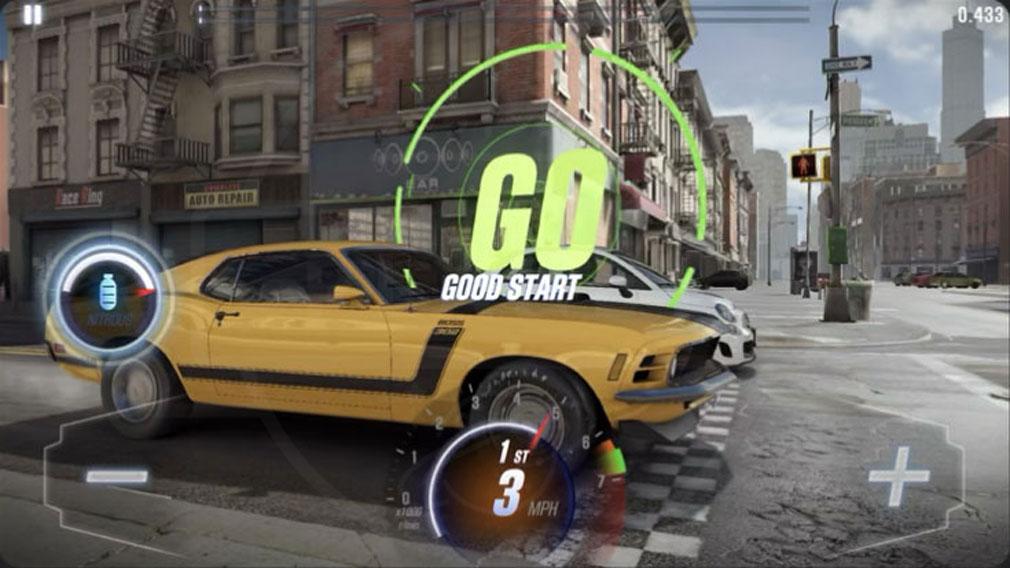 CSR Racing2 (CSR2) レーススクリーンショット