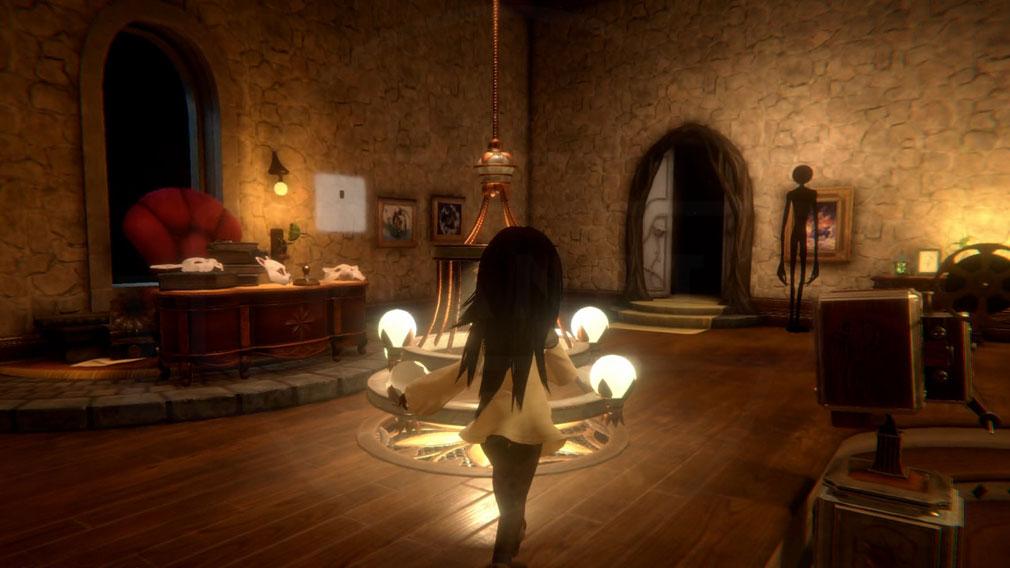 DEEMO Reborn 3Dになって生まれ変わった絵本のような『DEEMO』の世界スクリーンショット