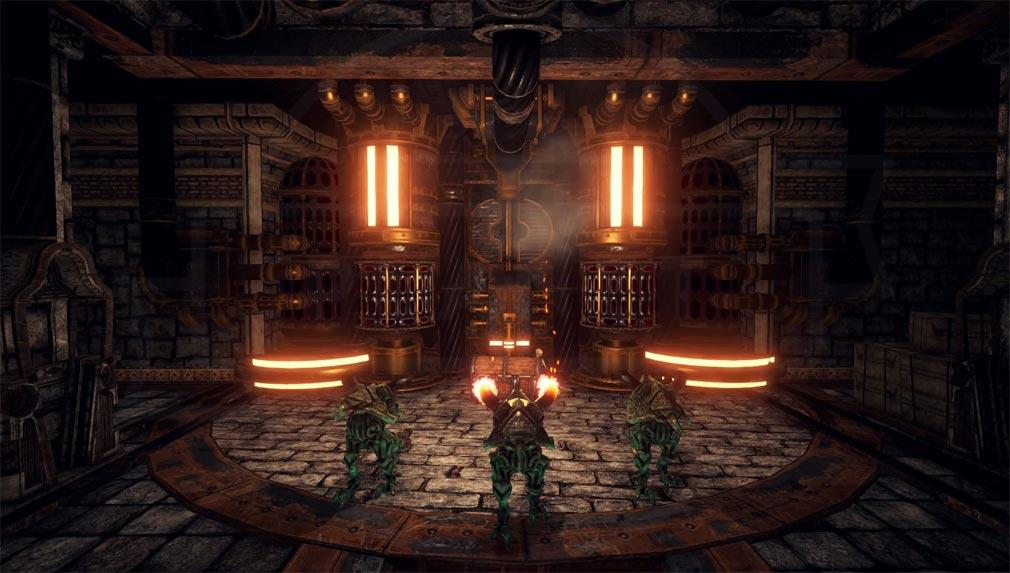 Outward(アウトワード) ダンジョンで宝を守るモンスターのスクリーンショット