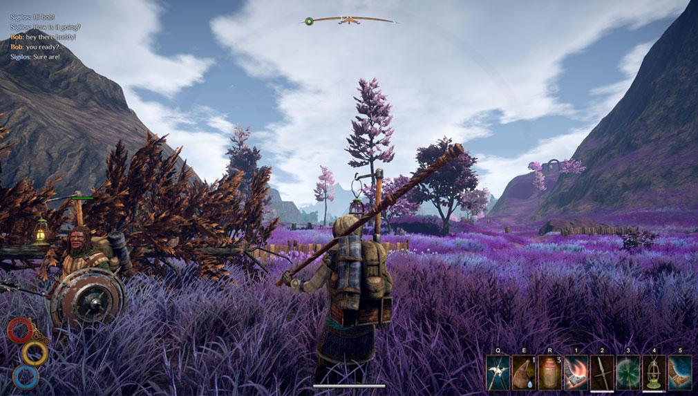 Outward(アウトワード) ファンタジー世界『Aurai(オーライ)』で冒険するスクリーンショット