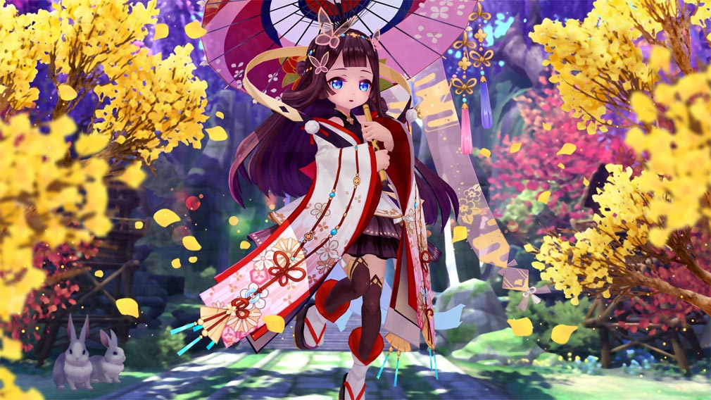 幻想神域 幻神『イワナガヒメ』スクリーンショット