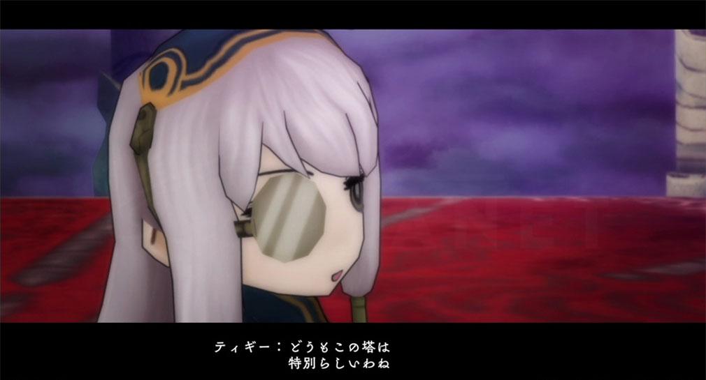アライアンス・アライブ HDリマスター キャラクター『ティギー』スクリーンショット