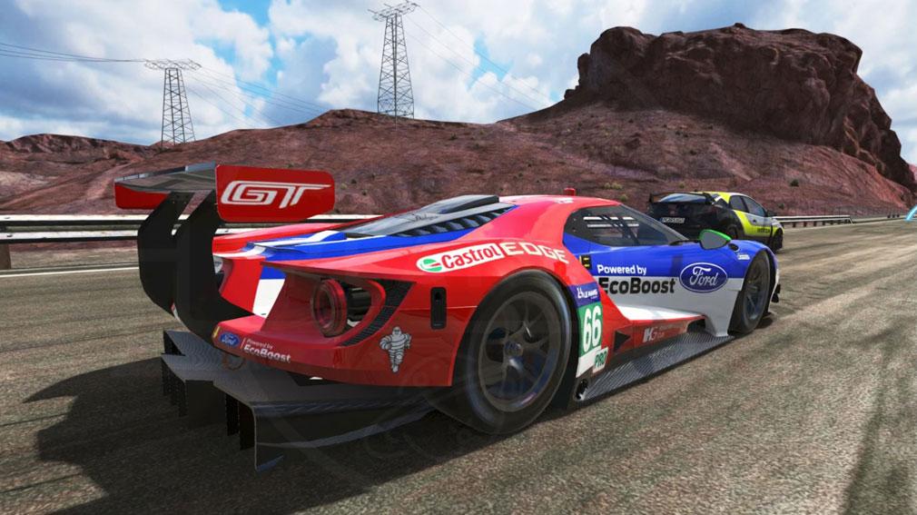 Project CARS GO 忠実度の高いグラフィックのレーシングカースクリーンショット