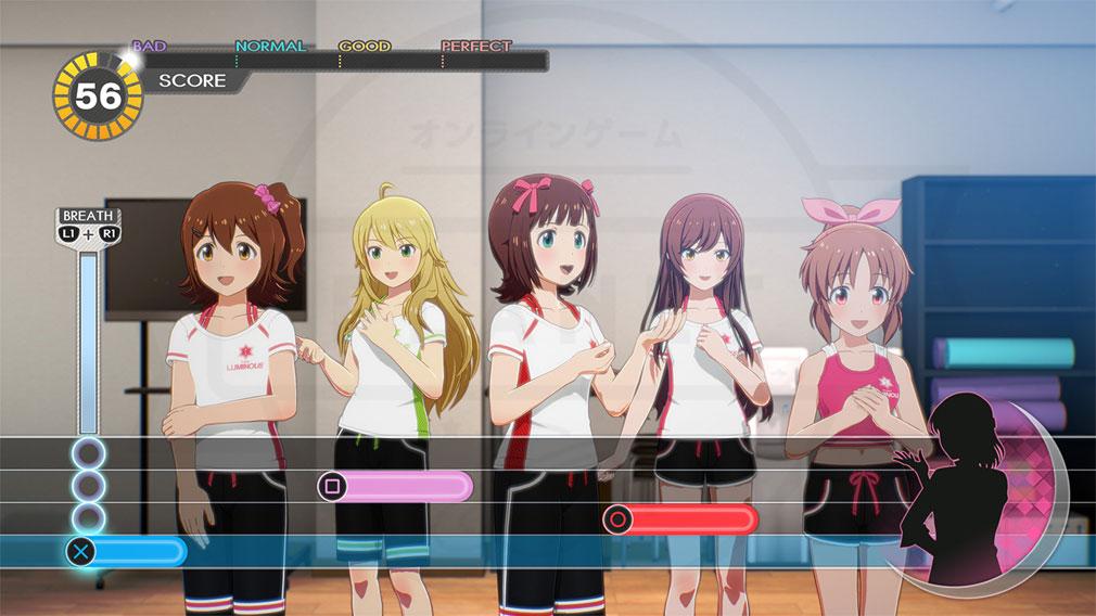 アイドルマスター スターリットシーズン 『ボーカルレッスン(Vo)』スクリーンショット