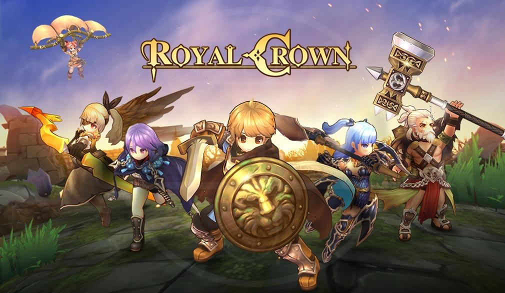Royal Crown(ロイヤルクラウン) キービジュアル