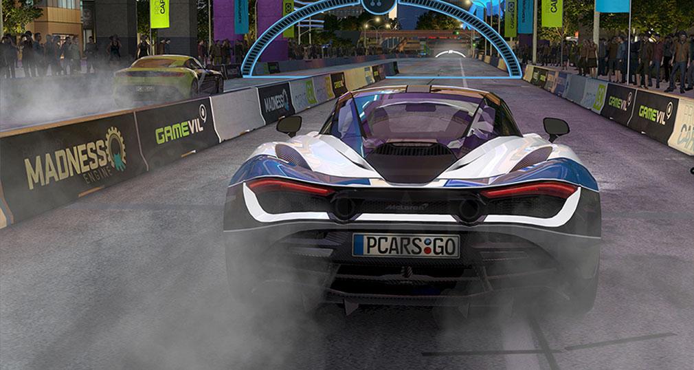 Project CARS GO 質感までも再現されたスクリーンショット
