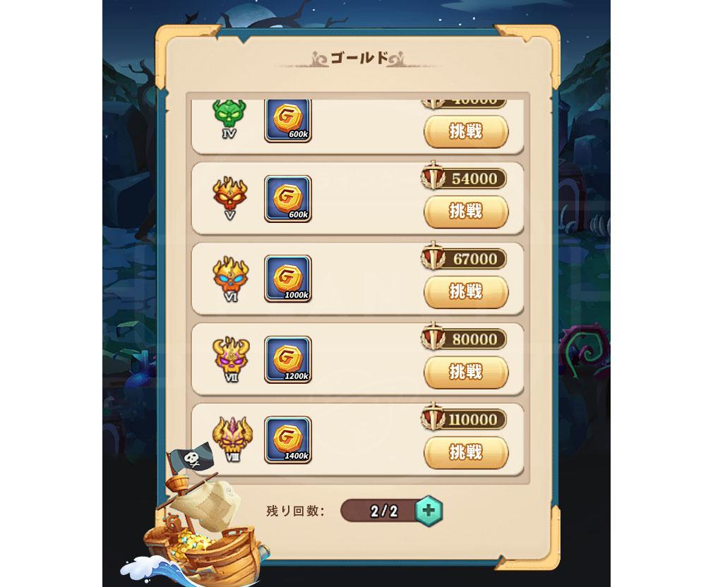 ソング・オブ・フェイト 勇者のダンジョン冒険物語 『黄金の宝箱』紹介イメージ