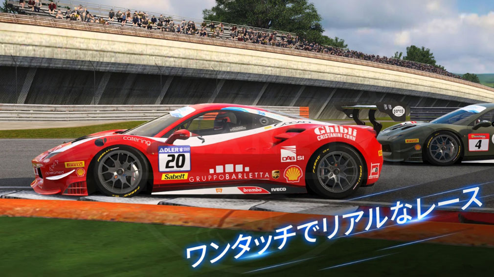 Project CARS GO 『レーシング』紹介イメージ