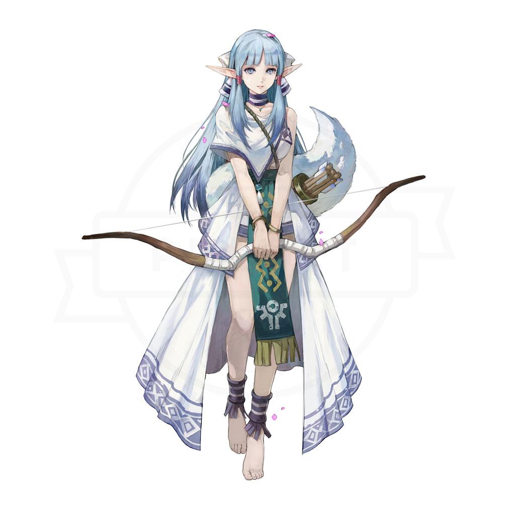 イース6 Online ナピシュテムの匣(Ys6) キャラクター『オルハ』紹介イメージ