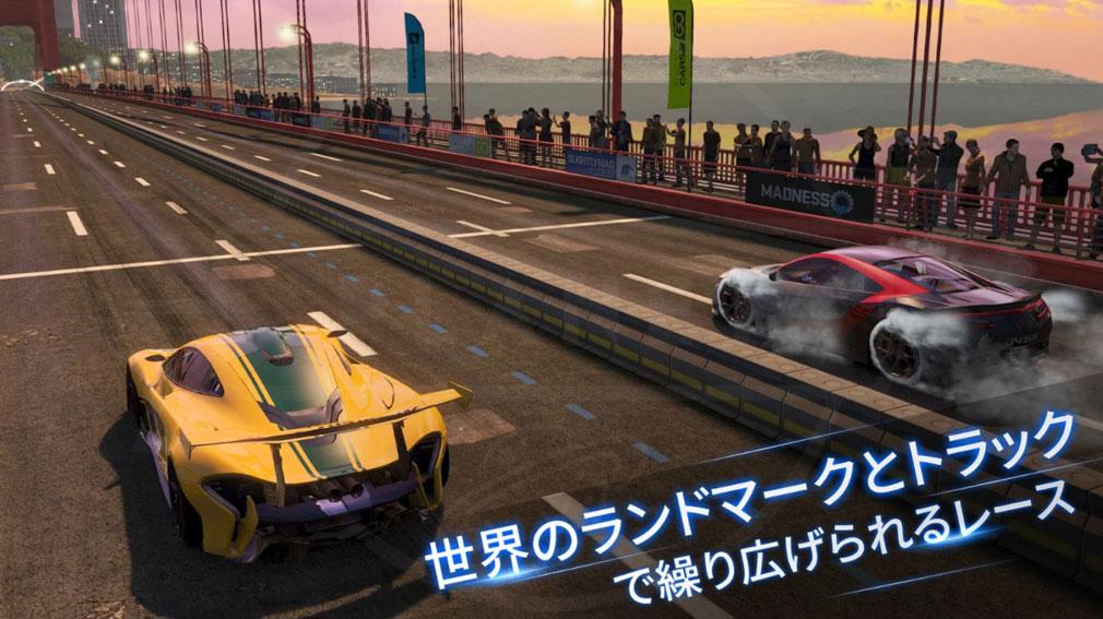 Project CARS GO トラックレース紹介イメージ