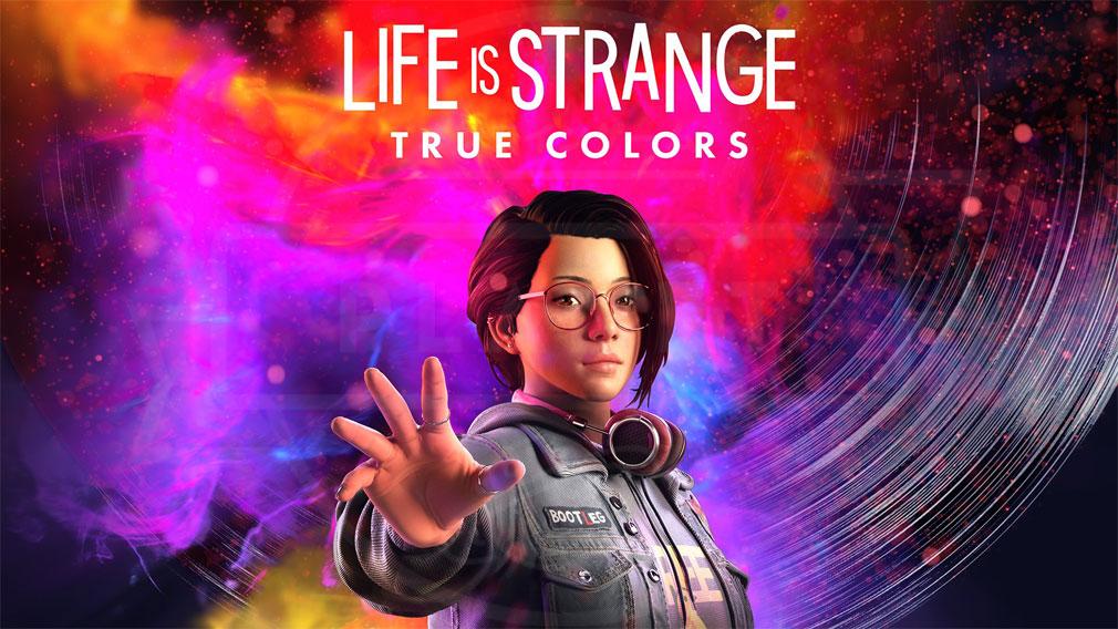 Life is Strange TRUE COLORS(ライフ イズ ストレンジ) キービジュアル
