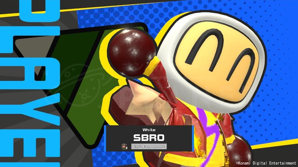 スーパーボンバーマン R オンライン キャラコスチュームスクリーンショット