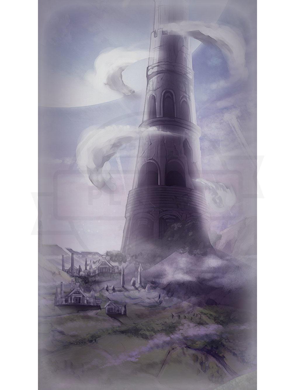 輝星のリベリオン 幻影の古代塔(ホシリベ) 『幻影の古代塔』紹介イメージ