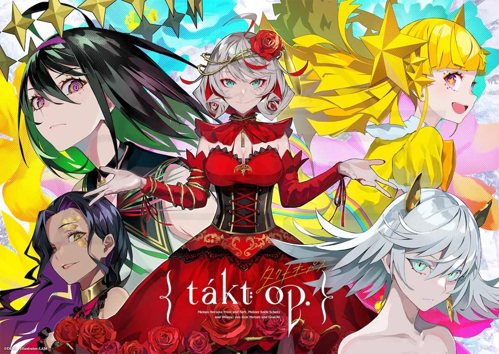 takt op(タクトオーパス) ストーリー紹介イメージ