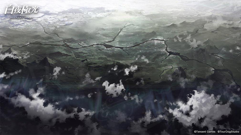 白夜極光 『アストラ』紹介イメージ
