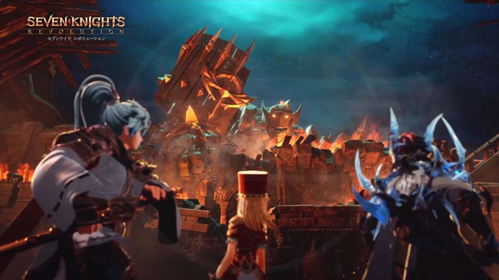 セブンナイツ レボリューション(Seven Knights Revolution)セナレボ 世界観紹介イメージ