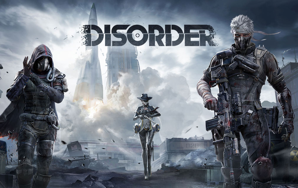 Disorder ディスオーダー キービジュアル