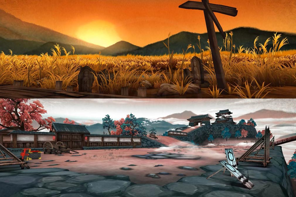 World of Demons 百鬼魔道 美しい和の世界のステージスクリーンショット