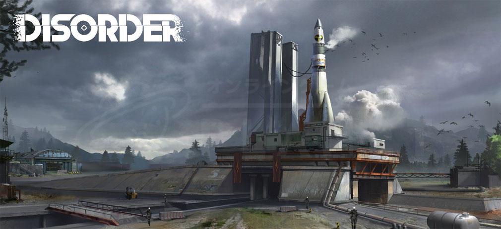 Disorder ディスオーダー 『ミサイルサイロ』紹介イメージ