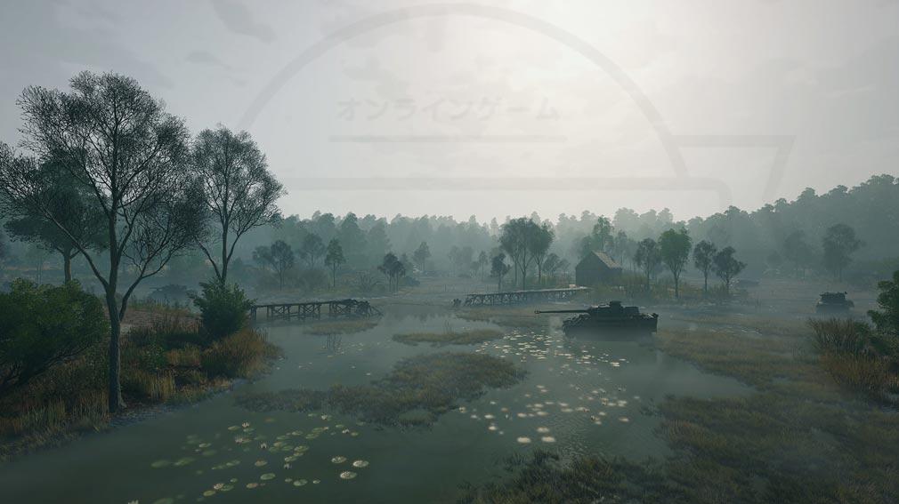 ENLISTED ノルマンディー上陸作戦のグラフィックススクリーンショット