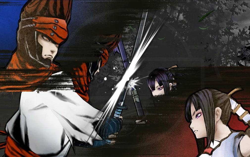 World of Demons 百鬼魔道 新たなサムライとの物語スクリーンショット