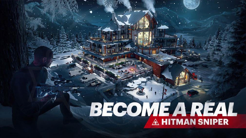 Hitman Sniper Assassins ヒットマン・スナイパー・アサシン(仮) 闇の世界で生きる暗殺者紹介イメージ