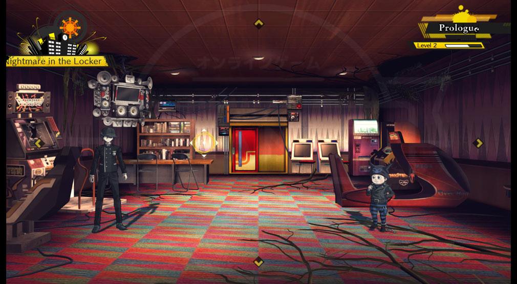 ニューダンガンロンパV3 みんなのコロシアイ新学期 Anniversary Edition 『ゲームルーム』スクリーンショット