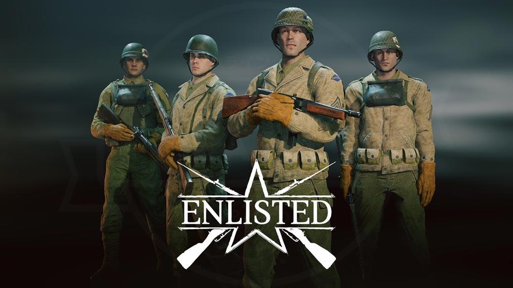ENLISTED ノルマンディー上陸作戦『アメリカ軍』紹介イメージ