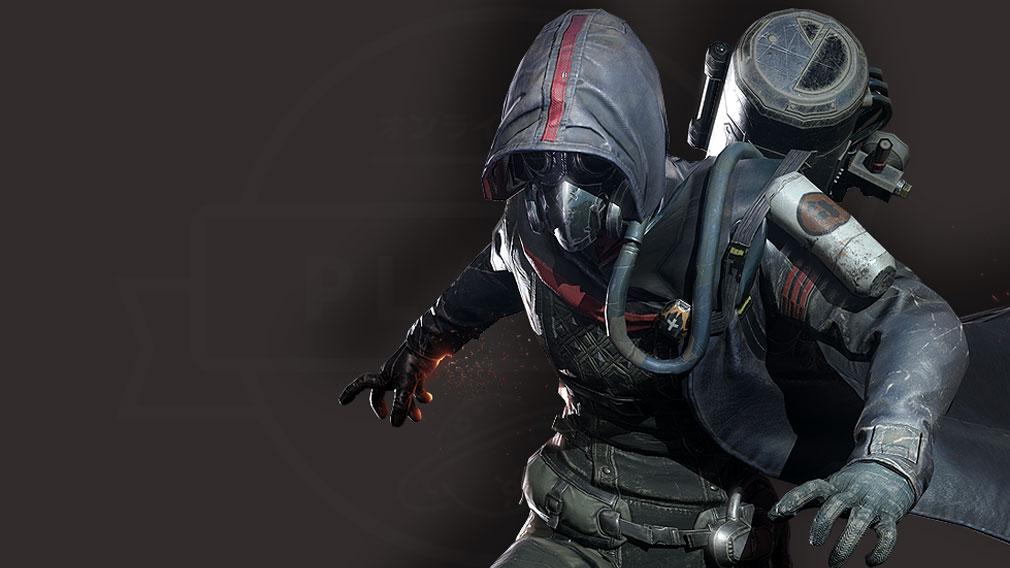 Disorder ディスオーダー 陣営『灰騎士』紹介イメージ