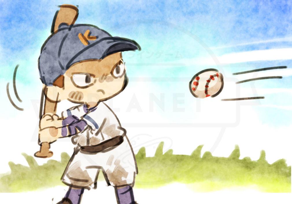 にょろっこ にょろにょろ対戦ごっこ 人間側キャラクター『ケンタ』紹介イメージ
