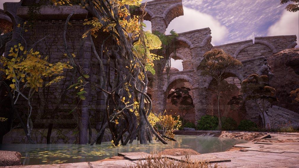 BLESS UNLEASHED PC(ブレスアンリーシュド) 『ナバラ南部地域』スクリーンショット