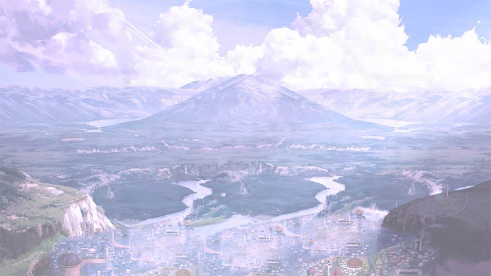 異世界に飛ばされたらパパになったんだが 精霊騎士団物語 (異世界のパパ) 巨大な火山紹介イメージ