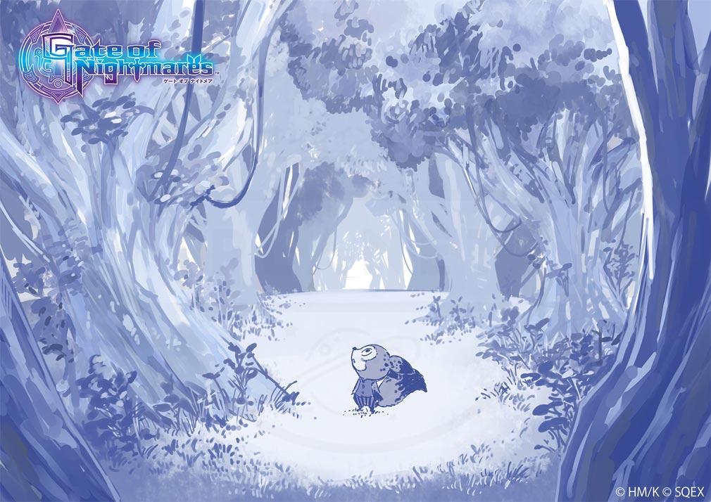 Gate of Nightmares(ゲート オブ ナイトメア)ゲトメア 世界観紹介イメージ