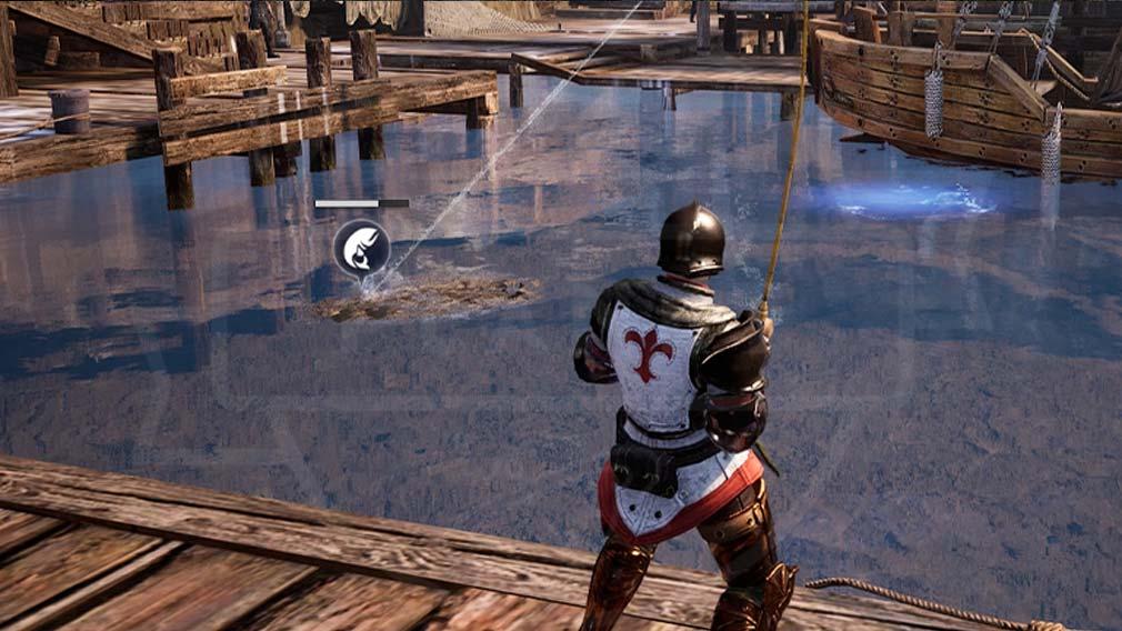 BLESS UNLEASHED PC(ブレスアンリーシュド) 『釣り』スクリーンショット