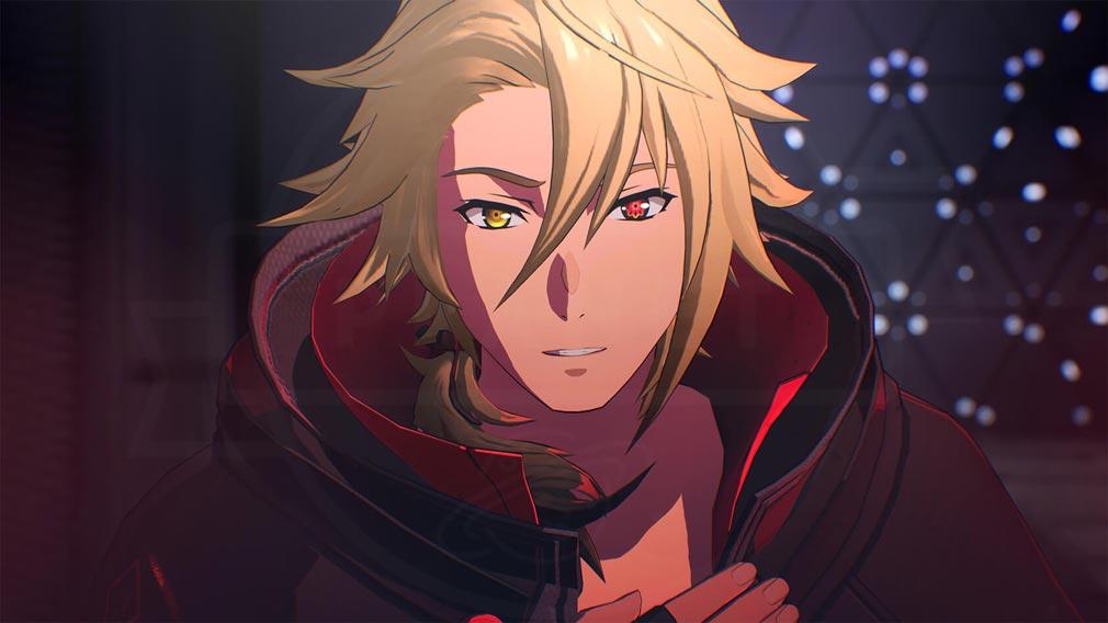 SCARLET NEXUS(スカーレットネクサス) キャラクター『カゲロウ・ダン』スクリーンショット