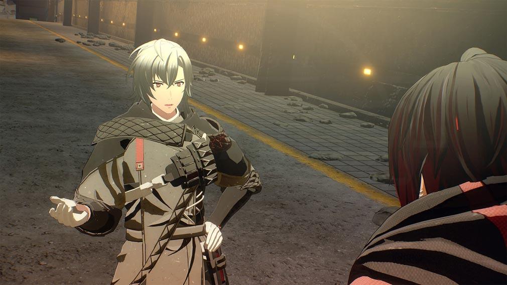 SCARLET NEXUS(スカーレットネクサス) キャラクター『フブキ・スプリング』スクリーンショット