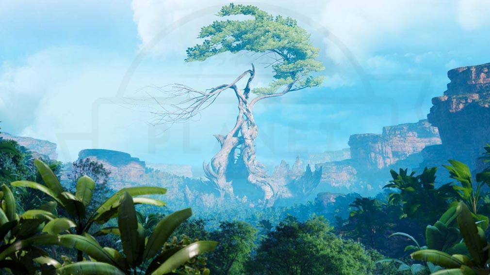 バイオミュータント(Biomutant) 生命の樹スクリーンショット