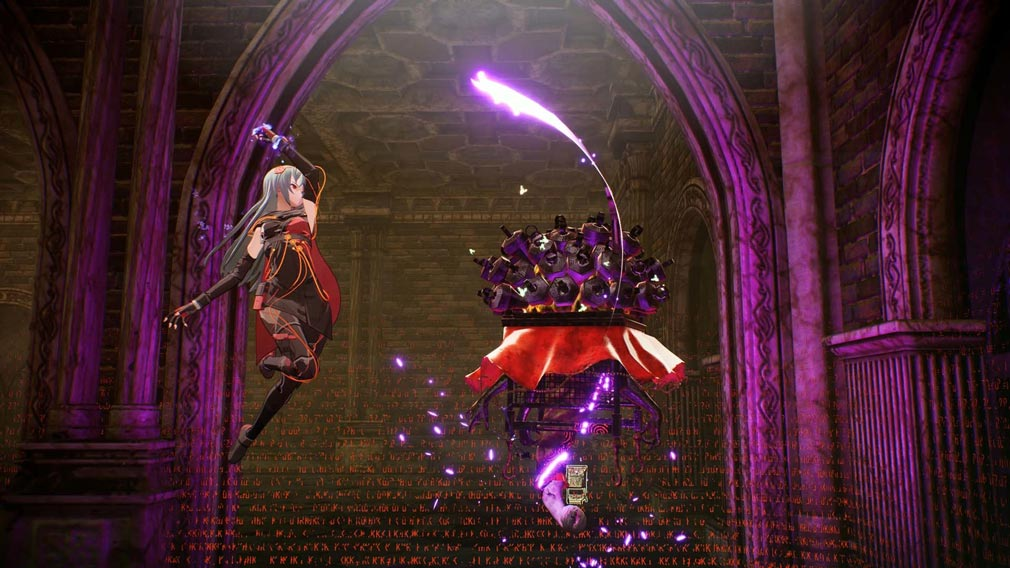 SCARLET NEXUS(スカーレットネクサス) 『ラッシュ追撃』スクリーンショット