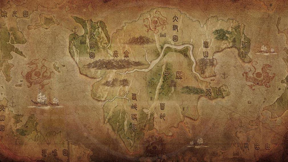 幻獣レジェンド 百妖志 『羲和の国』紹介イメージ