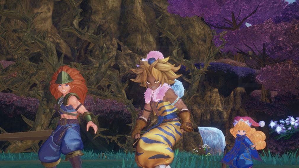 聖剣伝説3 TRIALS of MANA(トライアルズ オブ マナ) 美麗キャラクタースクリーンショット