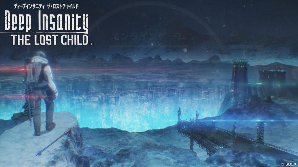 TVアニメ『Deep Insanity THE LOST CHILD(ディープインサニティ ザ・ロストチャイルド)』キービジュアル