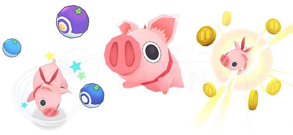 HUNGRY PIG(ハングリーピッグ) 腹ぺこブタ紹介イメージ