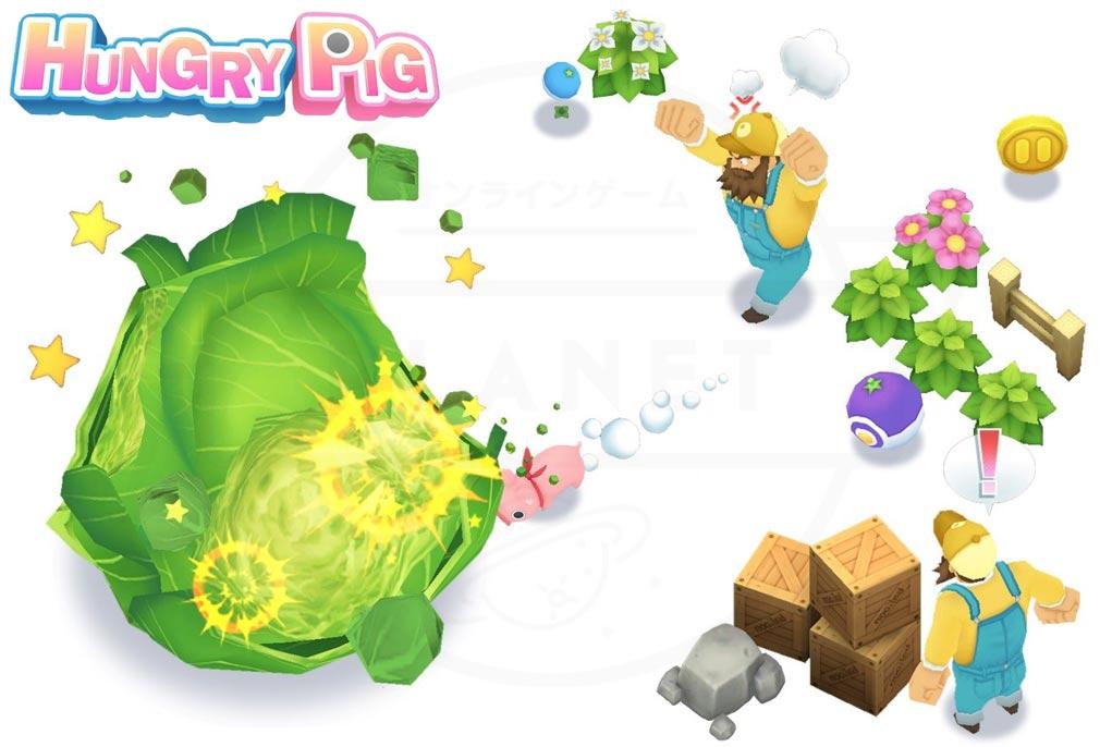 HUNGRY PIG(ハングリーピッグ) メインイメージ